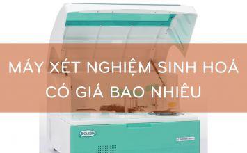 máy xét nghiệm sinh hoá có giá bao nhiêu