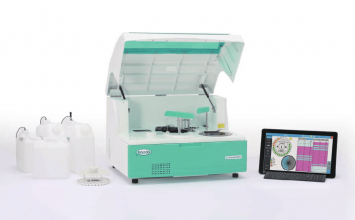 máy xét nghiệm sinh hoá