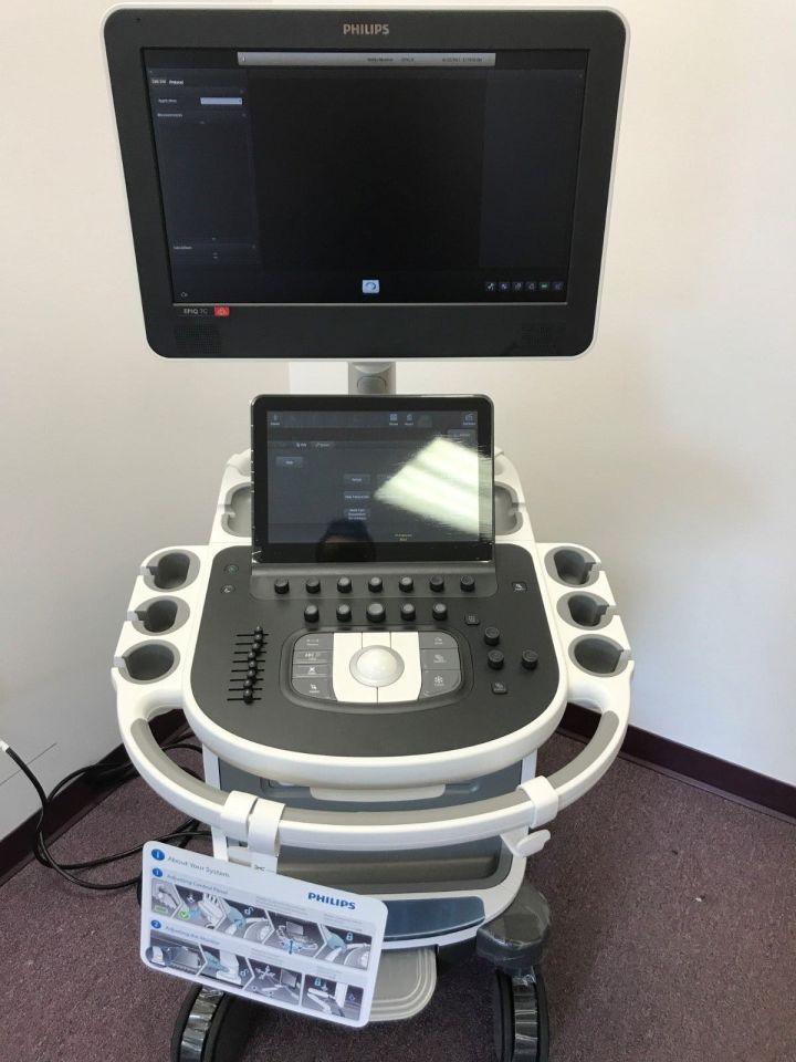 máy siêu âm chuyên tim