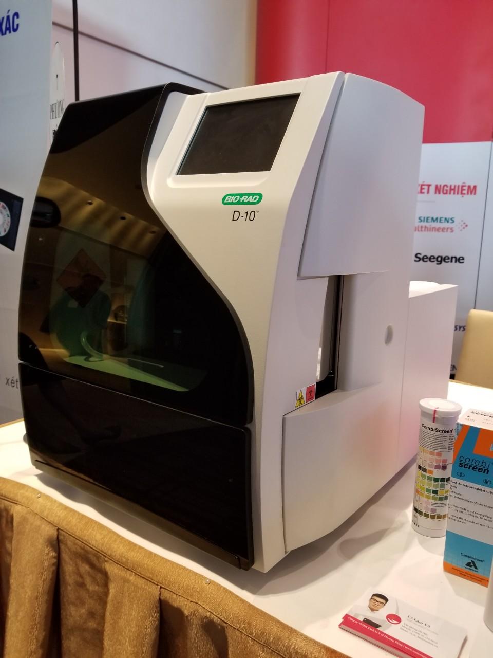 lựa chọn máy xét nghiệm HbA1c