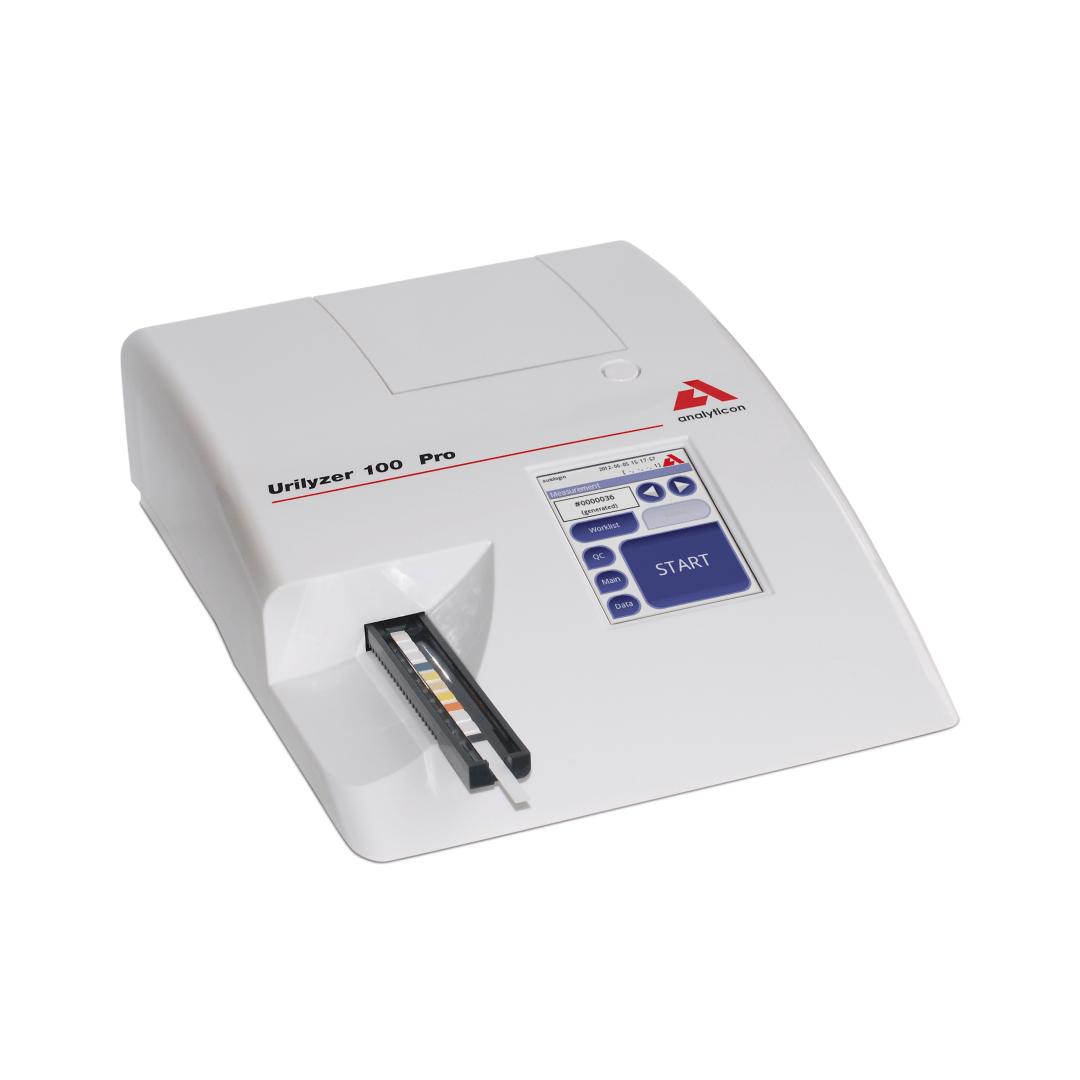 máy xét nghiệm nước tiểu Urilizer 100 pro