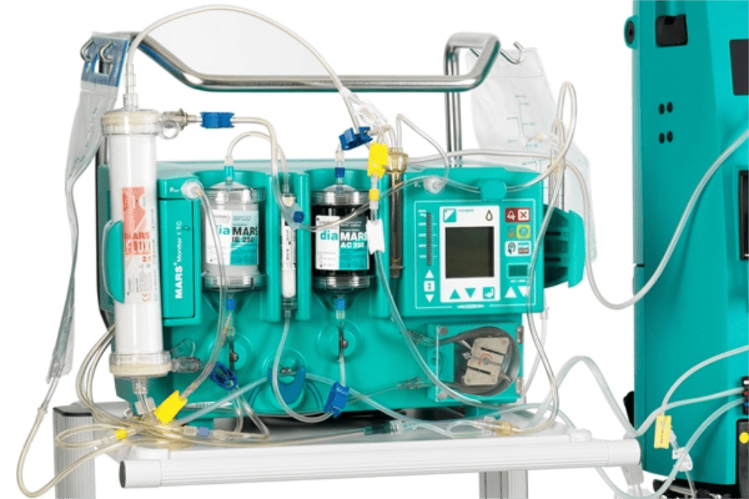 Baxter Gambro Mars 174 Molecular Adsorbent Recirculating System
