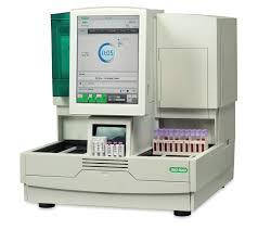 máy đo hemoglobin HbA1c