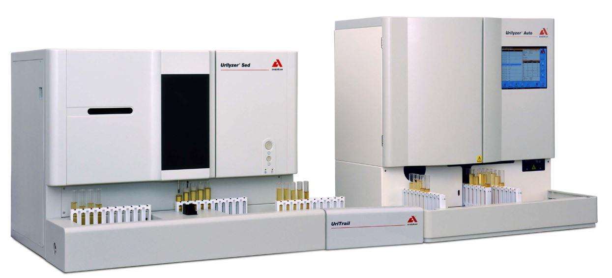 Máy xét nghiệm nước tiểu