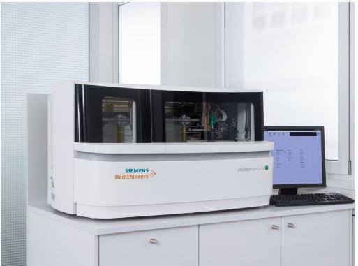 Máy phân tích protein huyết tương ATELLICA™ NEPH 630