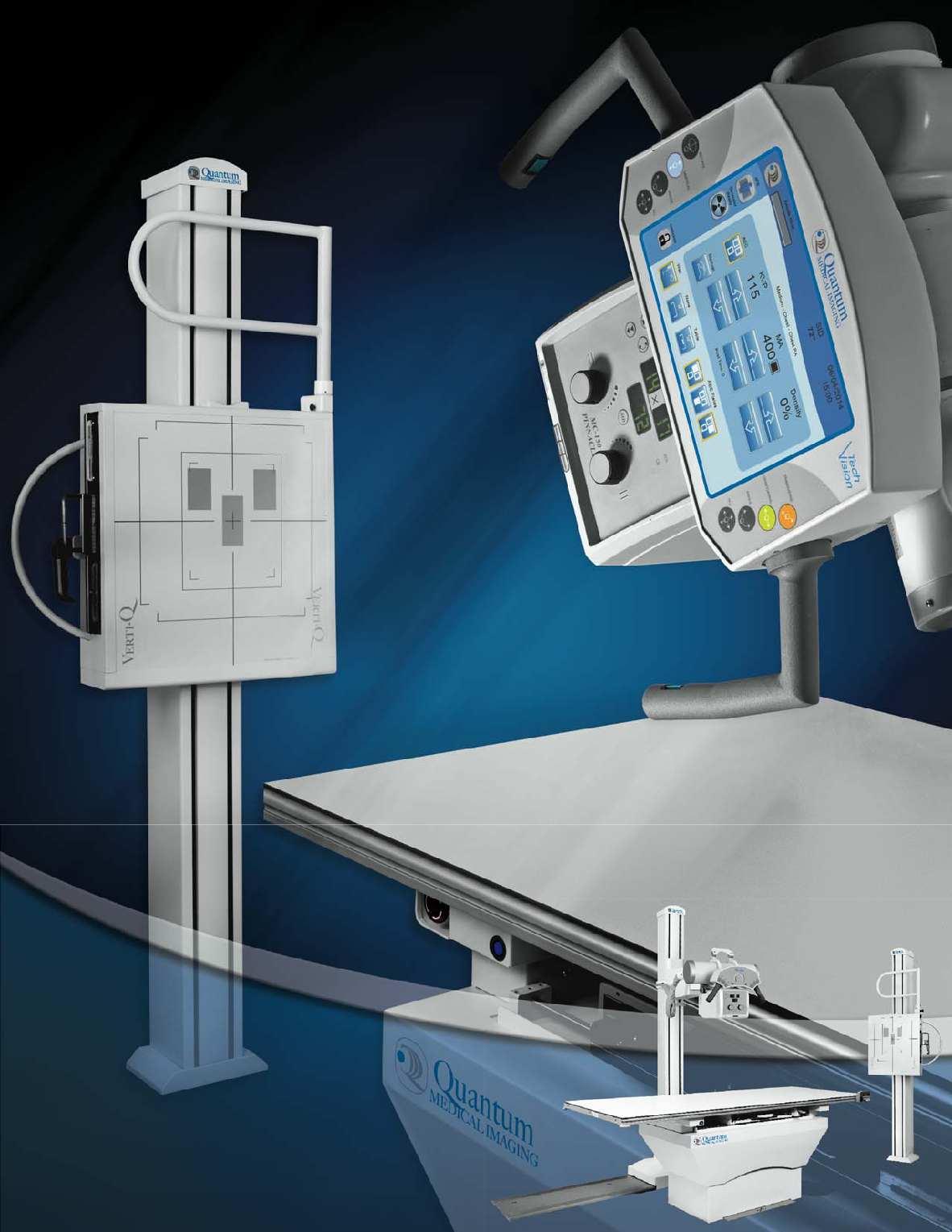 X quang thuong quy Q-rad