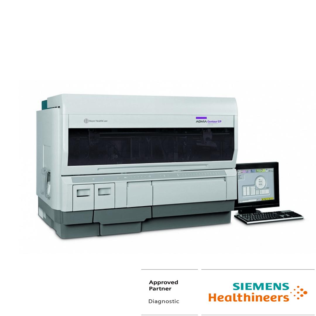 Máy xét nghiệm miễn dịch tự động SIEMENS ADVIA Centaur® CP