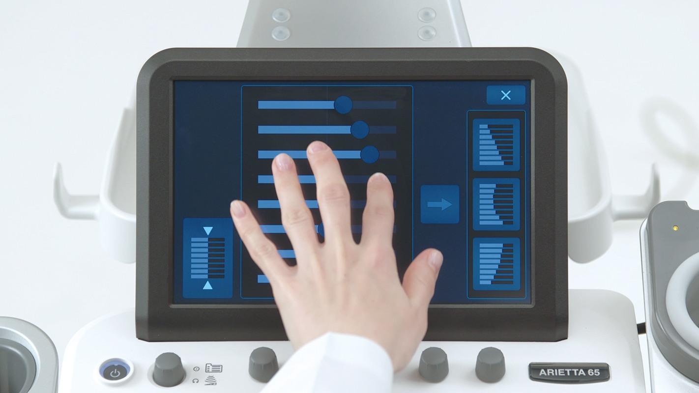 máy siêu âm tổng quát